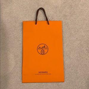 Hermès Paper Bag